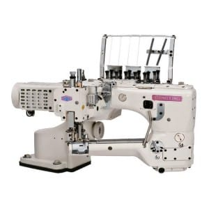 SL-700 手臂型四針六線雙切併縫機